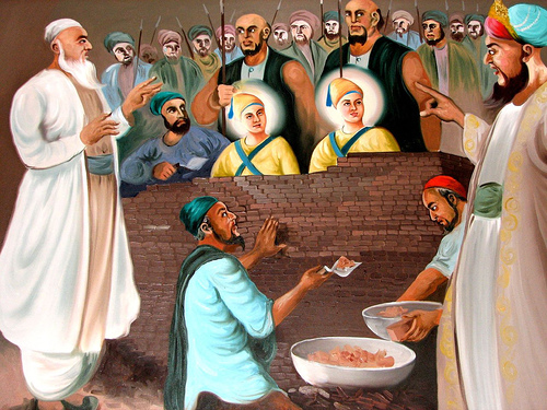 Children's Day should be celebrated to pay tribute to Chaar Sahibzaade