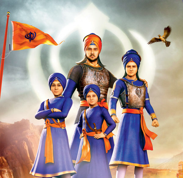 NCERT to include a chapter on Chaar Sahibzaade in its textbooks