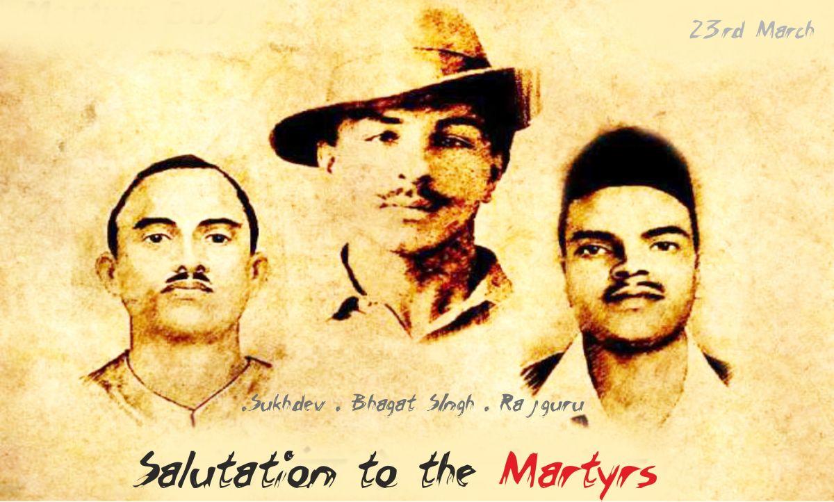 Bhagat Singh, Rajguru & Sukhdev – still not awarded 'Martyr' status