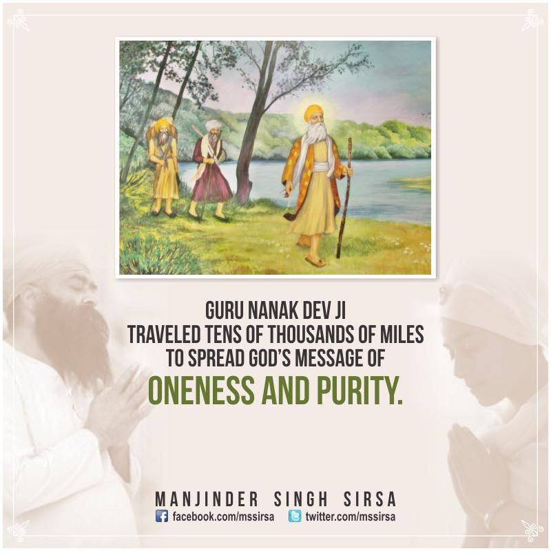 5 Unique Teachings of Guru Nanak